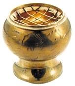Brûle-encens grille - 5 cm