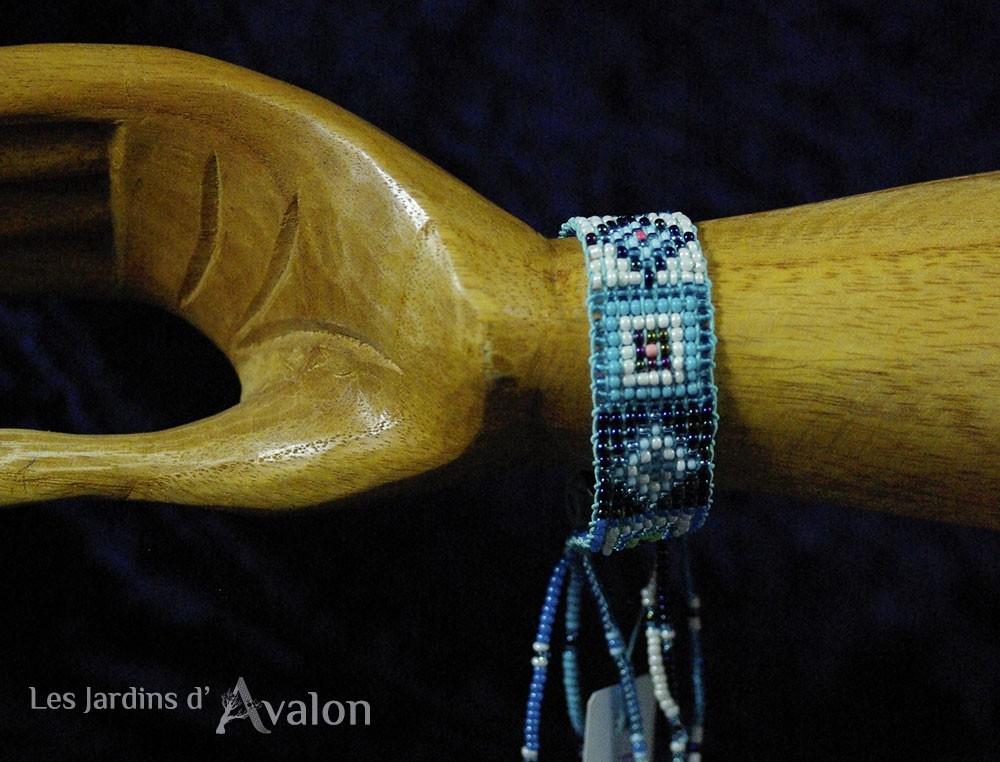 """Bracelet Spirituel : """"Polynésie"""""""