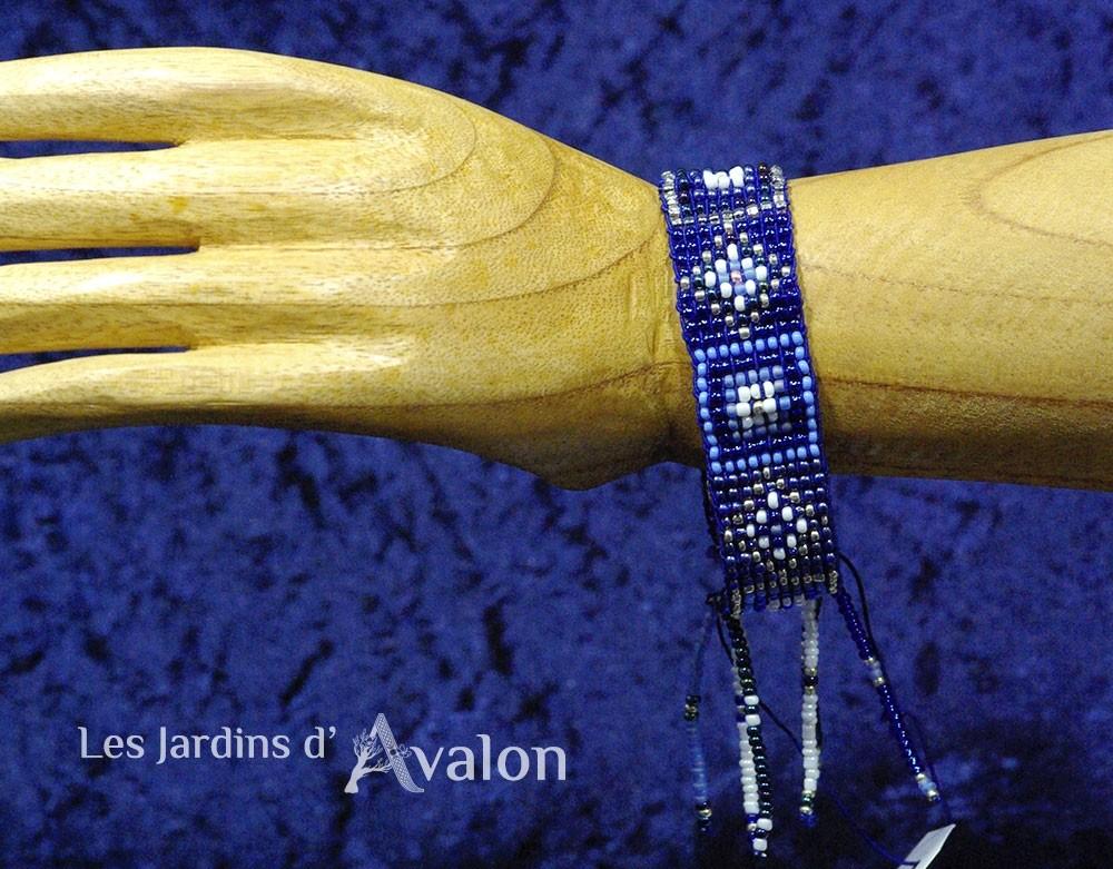 """Bracelet Spirituel : """"Le Chevalier Cathare"""""""