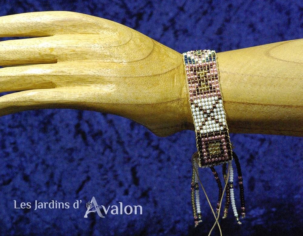 "Bracelet Spirituel : ""La Rebelle Cachée"""