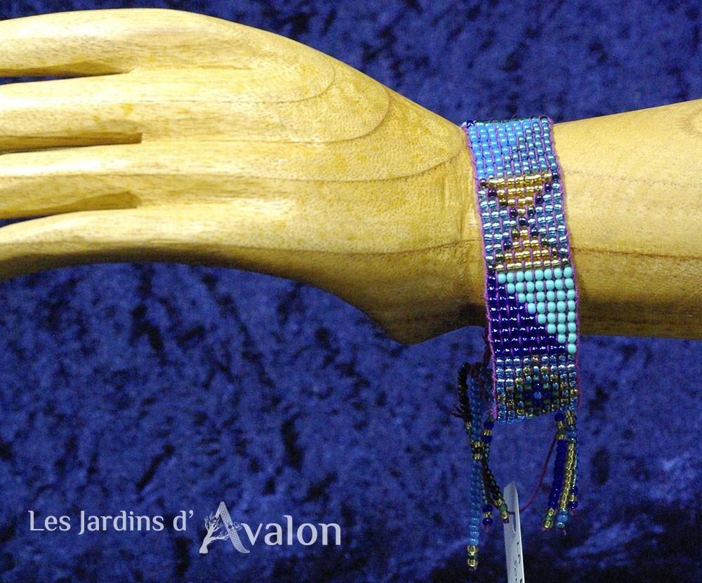 "Bracelet Spirituel : ""La Princesse et son Dragon"""