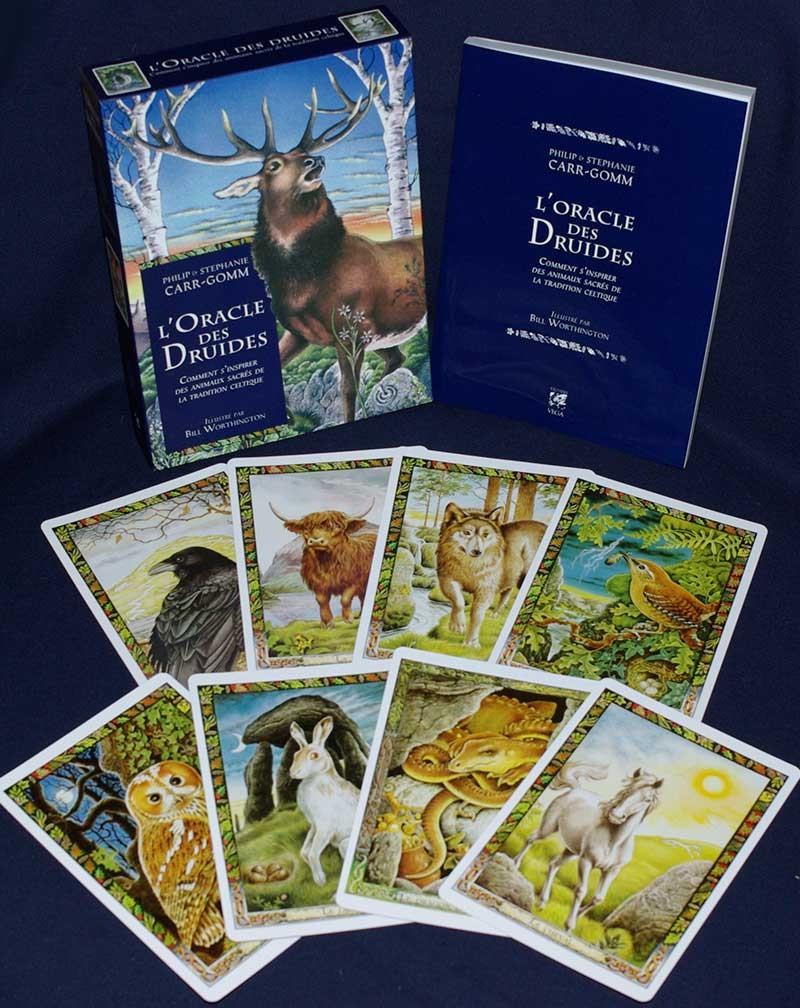 Oracle des Druides - Comment s'inspirer des animaux sacrés de la tradition celtique