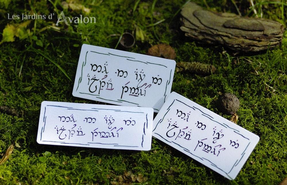 """Prière de protection elfique """"Puisse la Terre me protéger à jamais"""""""