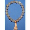 Bracelet Pierre de Lune Orange