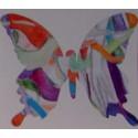 Sticker Grand Papillon