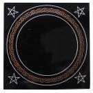Miroir magique de divination