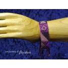 """Bracelet Spirituel : """"L'Envol Petits Coeurs"""""""