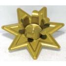 Bougeoir étoile réglable