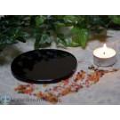 Miroir magique d'Obsidienne noire