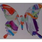 Sticker Grand Papillon