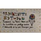 Prière en Hiéroglyphes Egyptiens